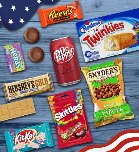 World Of Sweets Sussigkeiten Shop Susswaren Online Kaufen