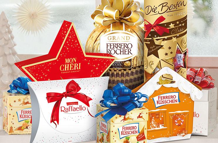 Die Besten Geschenke von Ferrero