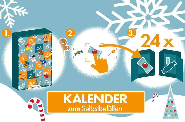 Pick & Mix Adventskalender