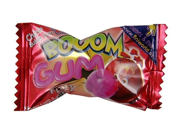 Fini Booom Gum Erdbeer