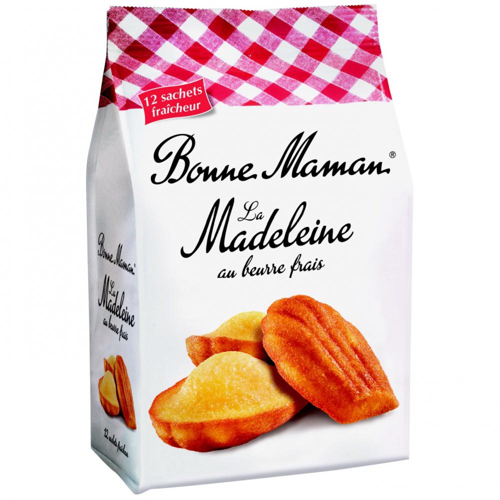 Bonne Maman La Madeleine au beurre frais