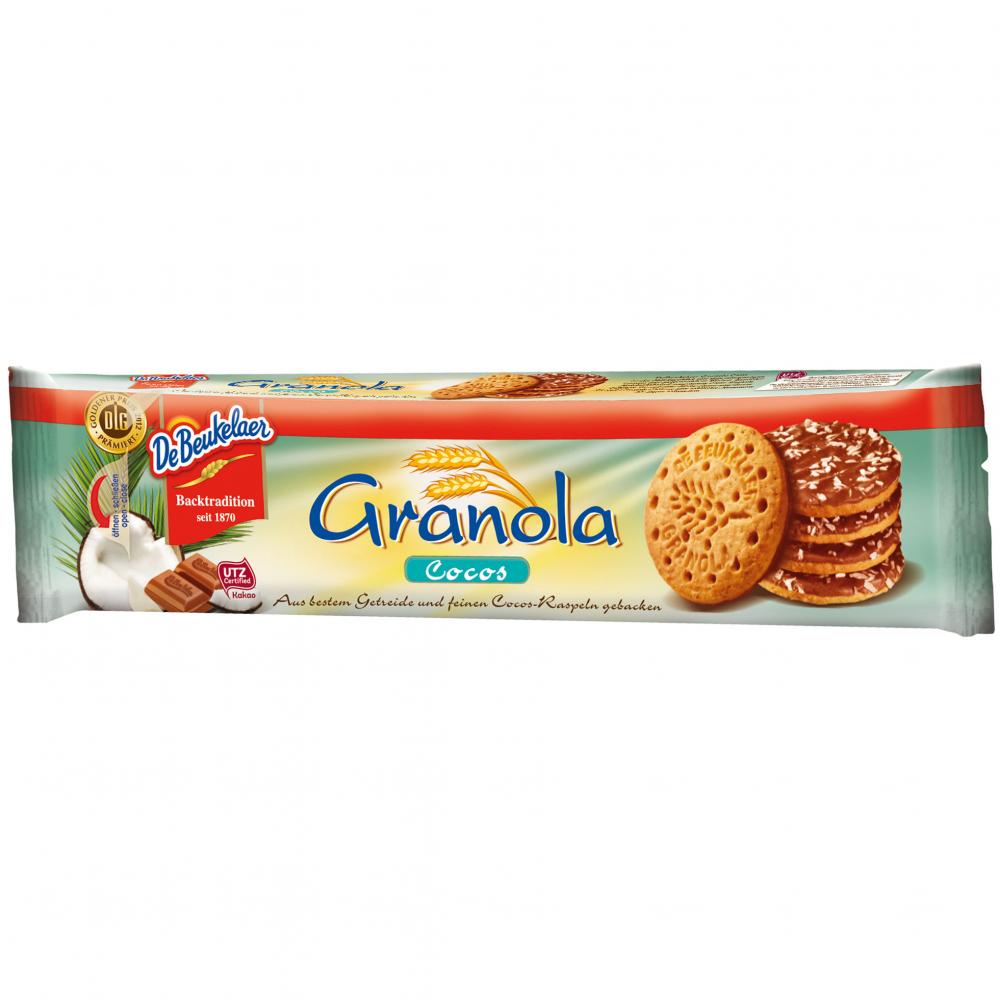 DeBeukelaer Granola Cocos