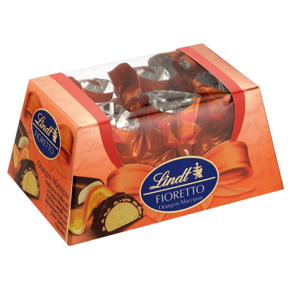 Lindt Fioretto Präsent Orangen-Marzipan Präsent