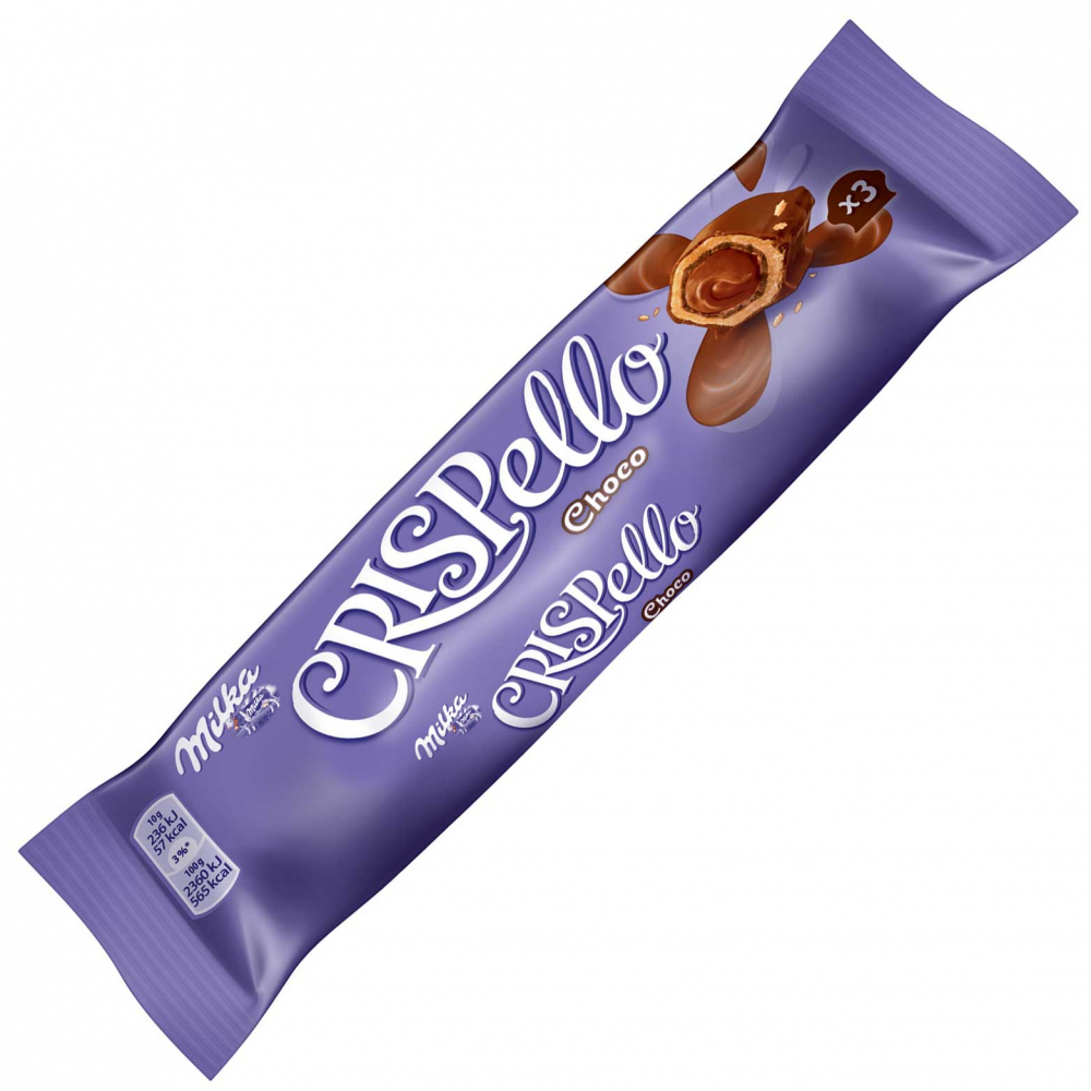 Milka Crispello Choco 30g