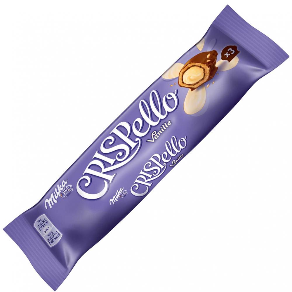 Milka Crispello Vanille 30g