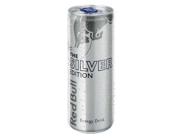 Red Bull Silver Edition