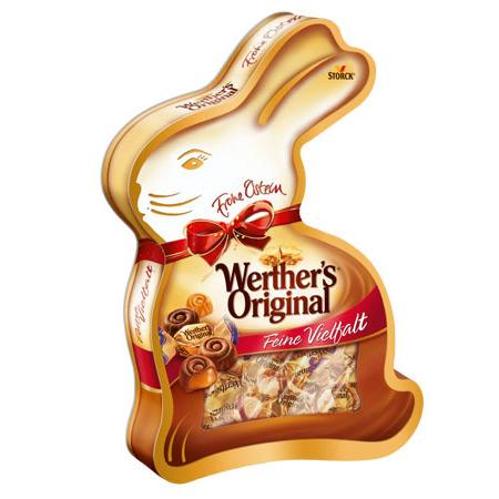 Werther´s Original Werthers Original Feine Vielfalt Hase