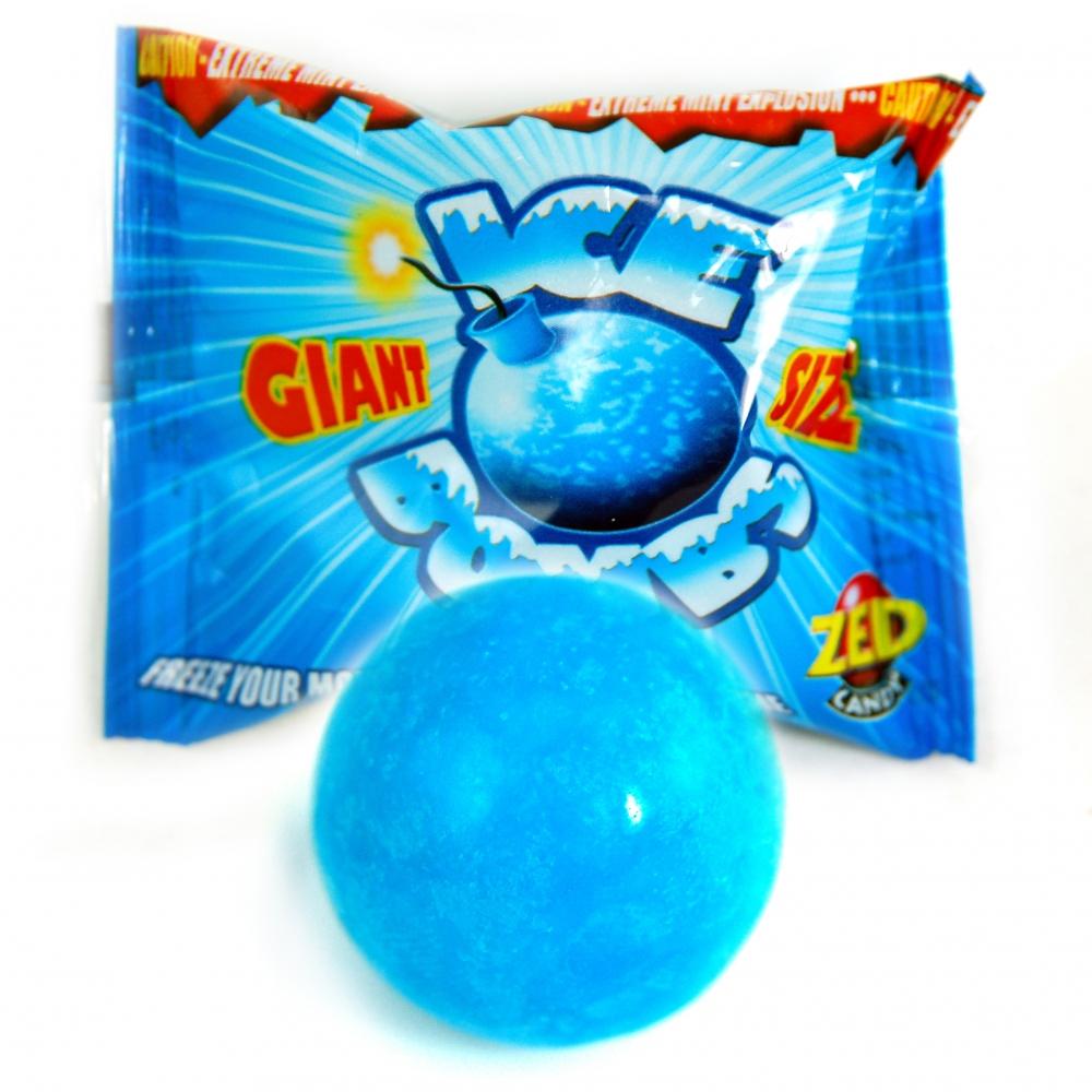 ZED Candy Ice Bombs Jawbreaker