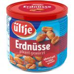 ültje Erdnüsse pikant gewürzt 190g