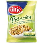 ültje Pistazien ohne Fett geröstet und gesalzen