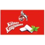 1. FC Köln Kölsche Kaugummi zuckerfrei