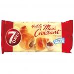 7Days Croissant Kakaocreme 4er Family Pack