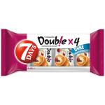 7Days Double Croissant Vanille-Sauerkirsche 4x60g
