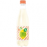 7UP Lemon Lemon White Peach 500ml Einweg-Pfandflasche