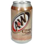 A&W Cream Soda Dose