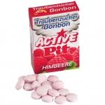 Active Pit Traubenzucker-Bonbon Himbeere 35g