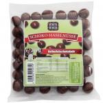 agilus Schoko-Haselnüsse 200g