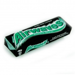 Airwaves Black Mint 10 Dragees