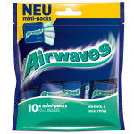 Airwaves Menthol & Eukalyptus 10x4er Mini-Packs