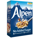 Alpen No Added Sugar 560g