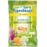 Alpenbauer 20 Kräuter Bio-Bonbons