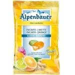 Alpenbauer Ingwer-Limette Ingwer-Orange Klassik-Bonbons