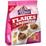 Alpia Flakes & Erdnüsse