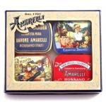 Amarelli Geschenk-Box 4x20g