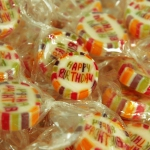 "Amore Sweets Rock Bonbons ""Happy Birthday"" 1kg"