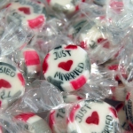 Amore Sweets Rocks Bonbons Just Married 1kg