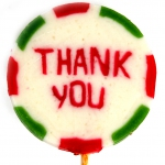 "Amore Sweets Rock LoveLolly ""Thank You"" 12x26g"