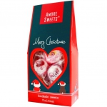 "Amore Sweets Rock Weihnachts-Bonbons ""Merry Christmas"""