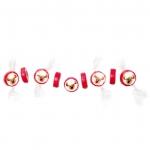 "Amore Sweets Rock X-Mas Bonbons ""Rentier"" 1kg"