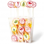 Amore Sweets Rock X-Mas Lolly Mix 100x10g