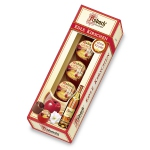 Asbach Pralinen Edle Kirschen ohne Kruste 62,5g