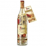 Asbach Pralinen-Flasche Weihnachten