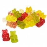Astra Sweets Sugarfree Bears Stevia