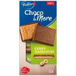 Bahlsen Choco & More Crispy Haselnuss 120g
