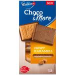 Bahlsen Choco & More Crispy Karamell 120g