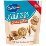 Bahlsen Cookie Chips Zimt & Zucker 130g