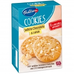 Bahlsen Cookies White Chocolate & Lemon 6er