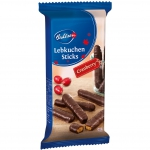 Bahlsen Lebkuchen Sticks Cranberry