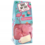 "Bake My Day by Schulte ""Flamingo-Herzen"""