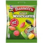 Bassett's Sour Winegums 200g
