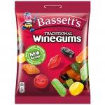 Bassett's Traditional Winegums 200g