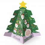 Bauli Mini Panettone Weihnachtsbaum mit Chocolate Chips 90g