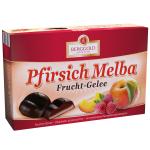 Berggold Pfirsich Melba Frucht-Gelee 210g