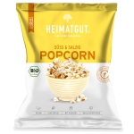 Heimatgut Bio Popcorn mit Kokosöl - Süß und Salzig