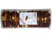 Biscuiterie Charlotte Madeleines Longues mit Schokolade 250g