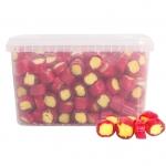 Blåvand Bolcher Rhabarber Rox Bonbons 2kg